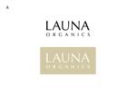 maynaotoさんのオーガニック化粧品「LAUNA ORGANICS」のロゴ制作への提案