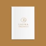 sorachienakayoshiさんのオーガニック化粧品「LAUNA ORGANICS」のロゴ制作への提案
