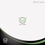 weborgさんの【ロゴ原案あり】ヒーリングサロンのロゴデザインコンペへの提案