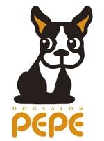 eightyeightさんのドッグサロンのロゴ製作への提案