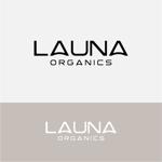 drkigawaさんのオーガニック化粧品「LAUNA ORGANICS」のロゴ制作への提案