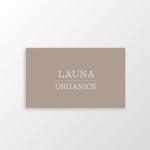 red3841さんのオーガニック化粧品「LAUNA ORGANICS」のロゴ制作への提案