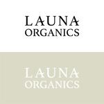cd_shunさんのオーガニック化粧品「LAUNA ORGANICS」のロゴ制作への提案
