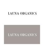 MacMagicianさんのオーガニック化粧品「LAUNA ORGANICS」のロゴ制作への提案