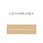 K-digitalsさんのオーガニック化粧品「LAUNA ORGANICS」のロゴ制作への提案