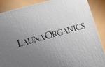 haruru2015さんのオーガニック化粧品「LAUNA ORGANICS」のロゴ制作への提案