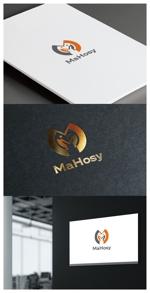 moguaiさんの新規スマホアクセサリーメーカーのブランド(会社名)ロゴへの提案
