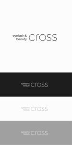 designdesignさんのまつ毛エクステとトータルビューティサロンのロゴへの提案