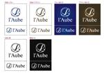 headdip7さんの「l'aube」のロゴ作成への提案