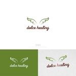 nobuworksさんの【ロゴ原案あり】ヒーリングサロンのロゴデザインコンペへの提案
