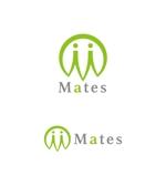 horieyutaka1さんのWebプロモーション事業 「Mates」のロゴへの提案