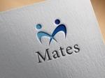 hayate_designさんのWebプロモーション事業 「Mates」のロゴへの提案