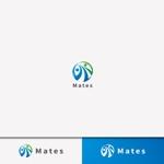 weborgさんのWebプロモーション事業 「Mates」のロゴへの提案