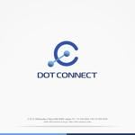 yahhidyさんの新しいコンサルティング会社「ドットコネクト」のコーポレートロゴへの提案