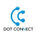 chanlanさんの新しいコンサルティング会社「ドットコネクト」のコーポレートロゴへの提案