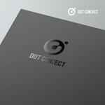 doremidesignさんの新しいコンサルティング会社「ドットコネクト」のコーポレートロゴへの提案
