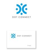 serve2000さんの新しいコンサルティング会社「ドットコネクト」のコーポレートロゴへの提案