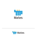 cc110さんのWebプロモーション事業 「Mates」のロゴへの提案
