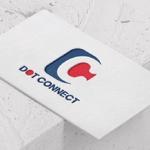 headdip7さんの新しいコンサルティング会社「ドットコネクト」のコーポレートロゴへの提案