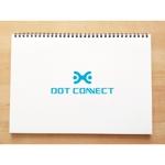 yusa_projectさんの新しいコンサルティング会社「ドットコネクト」のコーポレートロゴへの提案
