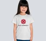 DeeDeeGraphicsさんの新しいコンサルティング会社「ドットコネクト」のコーポレートロゴへの提案