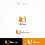 FUKUさんのWebプロモーション事業 「Mates」のロゴへの提案
