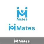 50nokazeさんのWebプロモーション事業 「Mates」のロゴへの提案