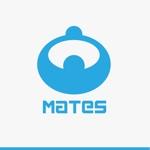 worker1311さんのWebプロモーション事業 「Mates」のロゴへの提案