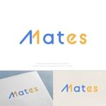 glpgs-lanceさんのWebプロモーション事業 「Mates」のロゴへの提案