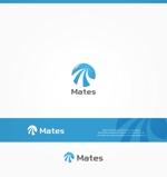 Cobalt_B1ueさんのWebプロモーション事業 「Mates」のロゴへの提案