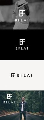 tanaka10さんのBFLATのロゴへの提案