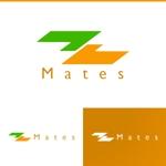 athenaabyzさんのWebプロモーション事業 「Mates」のロゴへの提案
