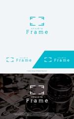 take5-designさんの写真館の店名ロゴへの提案