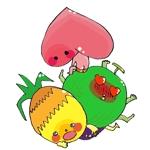 decokikirachさんの◆フルーツのキャラ大募集!◆への提案