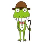 kamono84さんの 『カエル』の キャラクターデザイン  への提案