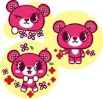 hummingさんの可愛いクマのキャラクター制作への提案