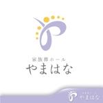 hiko-kzさんの家族葬ホールのロゴマークへの提案