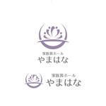 saki8さんの家族葬ホールのロゴマークへの提案