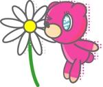 satouさんの可愛いクマのキャラクター制作への提案