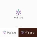 yamana_designさんの家族葬ホールのロゴマークへの提案
