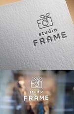 ns_worksさんの写真館の店名ロゴへの提案