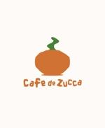 masatoさんのカフェ「カフェドズッカ」のロゴへの提案