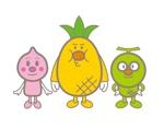 claphandsさんの◆フルーツのキャラ大募集!◆への提案