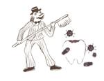 minami_33さんの 『カエル』の キャラクターデザイン  への提案