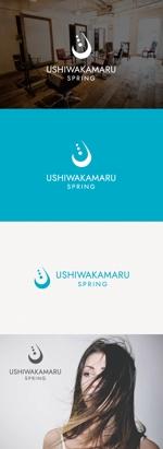 tanaka10さんの美容室 新店舗 ロゴへの提案