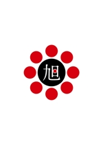 アパレルブランド「旭」のロゴデザインへの提案
