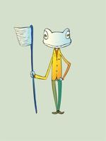 kunihi818さんの 『カエル』の キャラクターデザイン  への提案