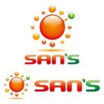 perles_de_verreさんの「株式会社SAN'S」のロゴ作成への提案