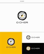 DeeDeeGraphicsさんの革命を起こす新ドリンク「O CHER」のロゴへの提案
