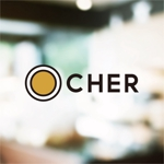 kazumi_Aさんの革命を起こす新ドリンク「O CHER」のロゴへの提案